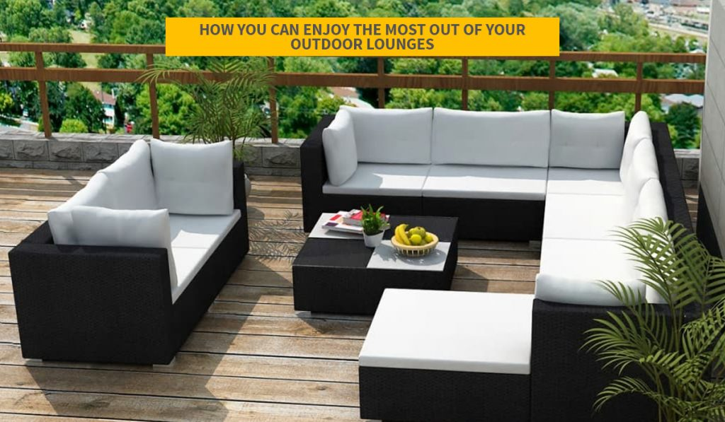 13 Piece Outdoor Setting